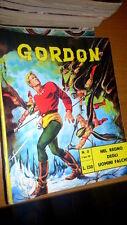 GORDON #   2-NEL REGNO DEGLI UOMINI FALCHI -EDIZIONI FRATELLI SPADA-15 / 8 /1964