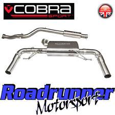 Cobra Clio RS 200 De Escape Sistema Cat Back Acero atractivo más silencioso RN08