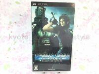 USED PSP PlayStation Portable Crisis Core Final Fantasy VII 05227 JAPAN IMPORT