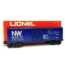 Lionel 1977 Norfolk & Western Box Car Museum National Headquarters 6-9771 New