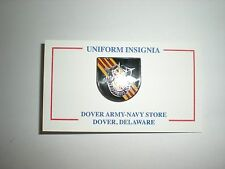 US ARMY 5TH SPECIAL FORCES PIN - CURRENT PRODUCTION - GREAT FOR CAPS/JACKETS!