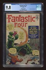 Fantastic Four Golden Record Reprint 1COMIC CGC 9.8 1966 0338258001