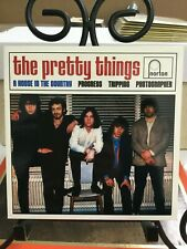 The Pretty Things A House In The Country 7-Inch EP 1999 Norton Reissue EX/EX