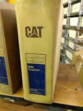 Caterpillar D9L Tractor Service Manual  14Y1-Up