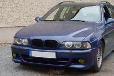 Phares Antibrouillard Jaune Transparent BMW 5er E39 Touring Seulement Paquet M /