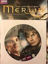 The Adventures of Merlin – Season 2, Disc 1 REPLACEMENT DISC (not full season)