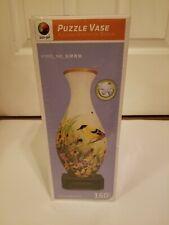 3D Puzzle Vase Beautiful Bepuzzled 160 Pieces New