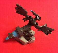 Pokemon Zekrom Moncolle Plus Tomy Chip Figure 2009 Japan RARE Black White Toy