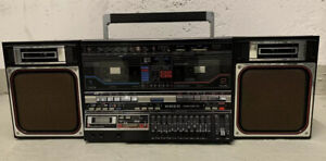 Uher Power Port 700 Ghettoblaster Boombox Aka Sharp GF 800