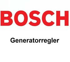 Ford Transit Kasten Bus BOSCH Lichtmaschine Generatorregler 2000-2006