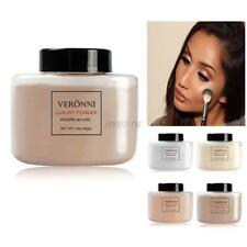 Finish Powder Face Loose Powder Makeup Translucent Smooth Setting Foundation New