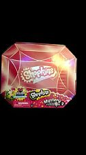 SHOPKINS MYSTERY EDITION #2 Limited TARGET Exclusive Box NEW METALLIC 24 Shopkin