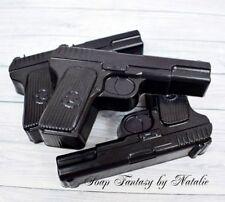Gun Soap-Gift for Him- Gift for Men-Pistol Soap-Men's Gift-Military Gift