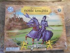 Botw Marx Johnny West Legendary Noble Knights Blue Knight Mib Complete