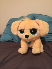 Rare Golden Rescue Pets TRAIN & PLAY Puppy GUC