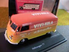 1/43 Schuco VW t1 Vivi-kola suiza CH recuadro 03087