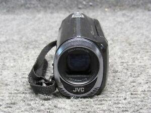 JVC GZ-MS250BU Digital Handheld Camcorder - Black *Tested & No Battery*