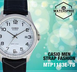 Casio Classic Series Men's Analog Watch MTP1183E-7B