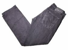 LEE Mens Jeans W31 L29 Black Cotton Slim Knox Lip HT12