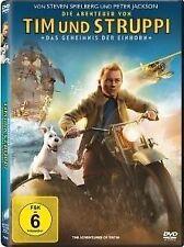 DVD - Die Abenteuer von Tim & Struppi - Das Geheimnis der Einhorn / #7697