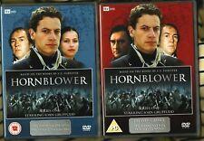 Hornblower - Series 1 DVD