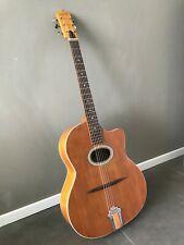 50s/60s Gypsy Jazz / Manouche / Django Guitar - Model by Henri Miller
