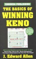 Basics of Winning Keno, Paperback by Allen, J. Edward, Brand New, Free shippi...