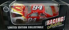 Bill Elliott #94 McDonald's 1/64 RCCA 1996 Ford Thunderbird
