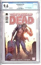 THE WALKING DEAD #100 - 1st APP NEGAN/DEATH OF GLENN - MCFARLANE COVER - CGC 9.6