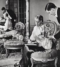 1934/66 Vintage Ambassador RUTH BRYAN OWEN Copenhagen 16x20 ~ ALFRED EISENSTAEDT