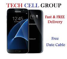 Samsung Galaxy S7 SM-G930F - 32GB-Nero Oro Argento White Rose (Sbloccato) KING
