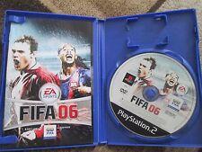 Playstation 2 ps2 Fifa 06