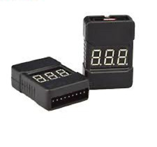 (2) BX100 Lipo/Li-Fe/LiMn/Li-Ion Voltage Tester/Low Voltage Alarm **USA SELLER**