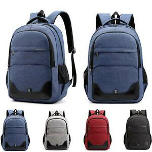 Men Boys Large Backpack Rucksack Fishing Sports Travel Hiking School Bag New