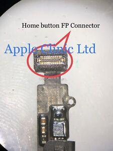 Home Button Fingerprint FPC flex connector clip For iPhone 7 7+ 8 8+