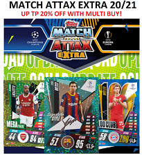 Match Attax Extra 20/21 - Hundred Club, Signature Styles, Limited Edition & More