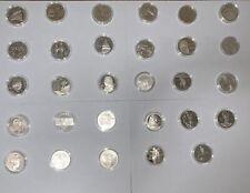 Silver Dollar-Us Mint Commemorative Silver Dollar Coins - Assortment