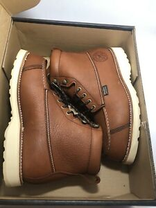 wingshooter boots Size US mens 8 , NIB 838 REV1 Brown Red Wing Boots New