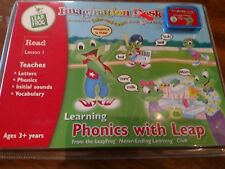 Leap Frog Imagination Desk - Learning Phonics with Leap - Read Lesson 1