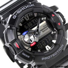 CASIO G-SHOCK G'MIX Bluetooth Black Watch GShock GBA-400-1A