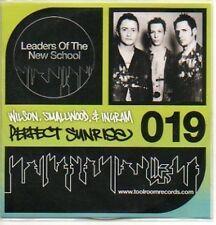 (433K) Wilson, Smallwood & Ingram, Perfect Sunri- DJ CD