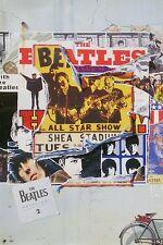 Beatles Anthology 2 Original Poster Promo K. Voorman Original