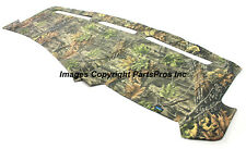 NEW SuperFlage Camo Camouflage Tailored Dash Mat Cover / 2000-06 CHEVY GMC TRUCK