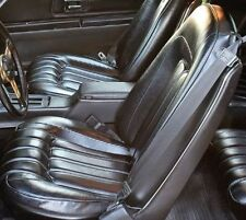 1977 PONTIAC FIREBIRD TRANS AM SEAT BUCKETS & REAR SEAT COVERS  LEGENDARY