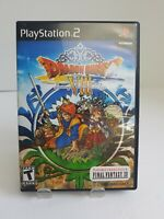 Dragon Quest VIII Journey Of The Cursed King For PlayStation 2 PS2