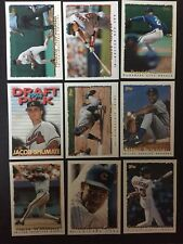 1995 TOPPS Baseball Cards. Stars & Commons. Up to 20 cards to Complete Your Set.