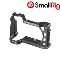 SmallRig Camera Cage for Sony A6600 DSLR Cage with Cold Shoe & Arri Thread 2493