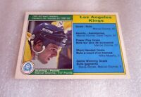 MARCEL DIONNE HOF 1982-83 TEAM LEADERS LA KINGS O-PEE-CHEE Hockey Card! OPC NM-M