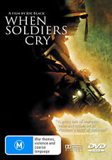 Joe Black's WHEN SOLDIERS CRY - GRITTY VIETNAM WAR TORN VALOR ACTION DVD