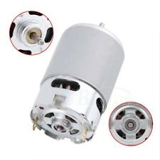 RS-550 Electric Motor DC 12-24V 5800 rpm For Cordless Electric Hand Drill GL
